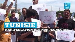 Manifestation des non-jeûneurs en Tunisie : ils se battent pour que les cafés restent ouverts pendant le Ramadan