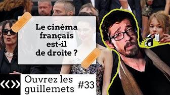 Pour le vlogueur d'extrême gauche Usul, le cinéma français est tenu par des mâles blancs de droite…