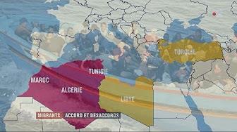 Albanie, Algérie, Maroc et Tunisie refusent d'accueillir les clandestins secourus en Méditerranée