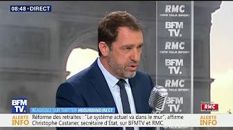 """Pour Christophe Castaner, les combattants de l'État islamique """"sont des Français avant d'être des djihadistes"""" (VIDÉO)"""
