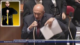 Gérard Collomb n'exclut pas d'interdire le concert de Médine au Bataclan