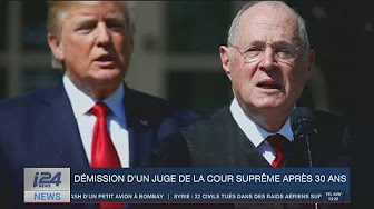"""Cour suprême : le juge Kennedy, responsable de la légalisation du """"mariage"""" homo aux USA, prend sa retraite"""