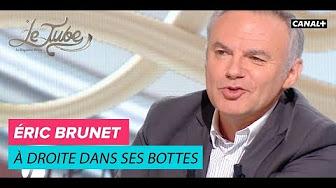 Éric Brunet : À droite dans ses bottes