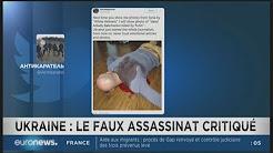 La fake news sur l'assassinat de Babchenko par les Russes fait scandale