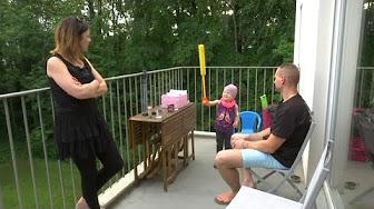 Leur fille est atteinte d'un cancer, ce couple se bat pour obtenir des congés