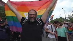 Ukraine : nationalistes VS Gay Pride