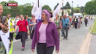 """De Vintimille à Londres : """"marche solidaire pour les migrants"""""""