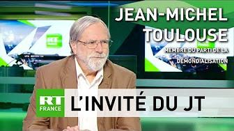 « L'UE est une catastrophe pour la France et d'autres pays »