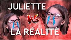 Juliette la bloqueuse VS la Réalité