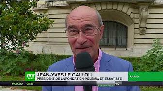Ouchikh, Le Gallou, Camus présents à la manifestation de soutien à Tommy Robinson