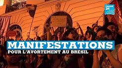 Brésil : le lobby pro-avortement s'agite