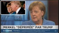 On cherche à chasser Merkel du pouvoir dixit un correspondant de France 24