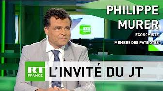 Philippe Murer sur le Brexit : « La négociation est engluée, l'Union européenne la refuse »