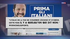 Salvini se félicite d'avoir empêché un bateau de clandestins d'accoster en Italie
