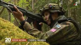 Service national : l'exemple finlandais