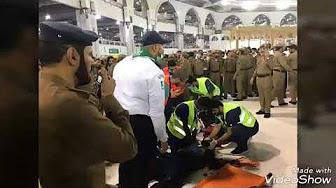 """Un """"Français"""" se suicide en se jetant du toit de la Grande Mosquée à La Mecque"""