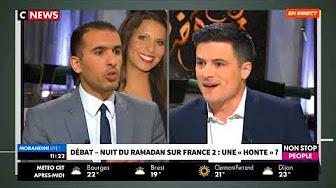 """Tensions sur le plateau de """"Morandini!"""" à propos de """"La nuit du Ramadan"""" sur France 2"""