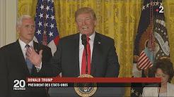 Donald Trump : « Les États-Unis ne seront pas un camp de migrants »