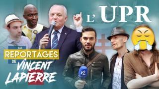 Vincent Lapierre VS la direction parano et sectaire de l'UPR