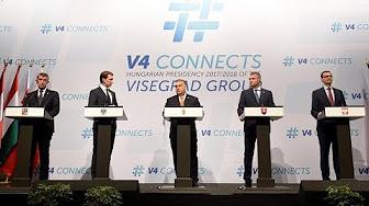 Organisation de l'invasion migratoire de l'Europe : les pays de Visegrad boycottent le mini-sommet