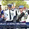 14 Juillet : Père et fils, ils ont défilé ensemble sur les Champs-Élysées