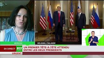 Analyse intéressante du sommet Trump-Poutine par Karine Bechet-Golovko