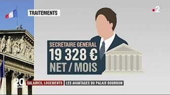 Assemblée nationale : des fonctionnaires encore mieux payés que les députés !