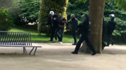 Violences le 1er-Mai : une nouvelle vidéo fragilise la défense d'Alexandre Benalla