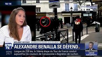 Affaire Benalla : sa défense mise à mal par de nouvelles images ?