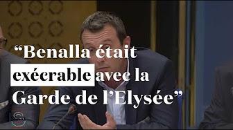 """""""Benalla était exécrable avec la Garde de l'Élysée"""" dénonce Alliance Police Nationale"""