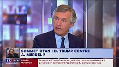 Beytout : «Trump a dit à Merkel : 'Arrête de me donner des leçons sur la Russie' »