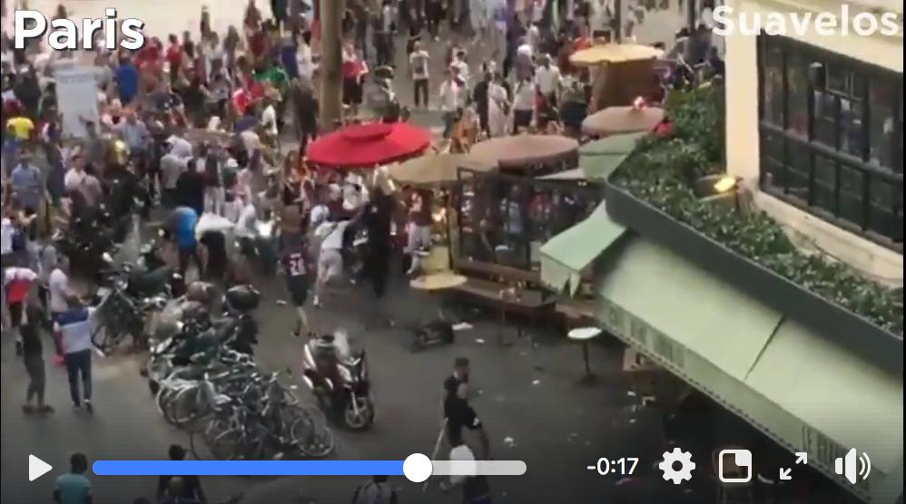 Marseille, Fougères, Paris, Lyon… Provocations, émeutes, pillages et saccages à travers toute la France