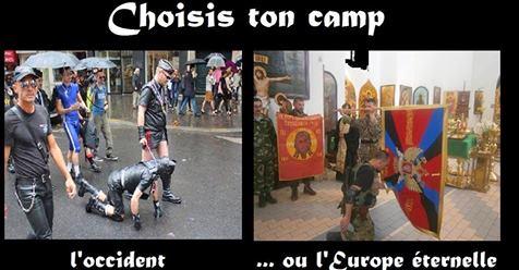 Choisis ton camp !