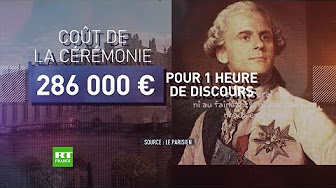 Le Congrès réuni à Versailles, mais à quel prix ?