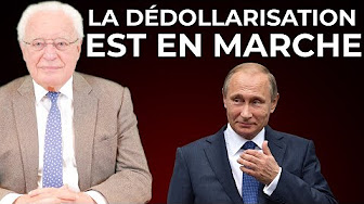 Russie : la dédollarisation est en marche !