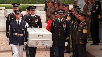La Corée du Nord restitue les dépouilles de soldats américains morts lors de la guerre de Corée