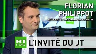 Affaire Benalla : pour Florian Philippot, « tous les chemins mènent à Macron »