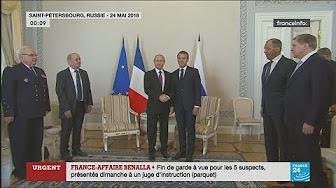 Opération France-Russie pour l'envoi d'aide humanitaire en Syrie
