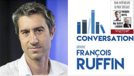 """François Ruffin : """"La gauche et les chrétiens peuvent se rassembler dans la lutte contre le Veau d'or"""""""