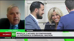 Gerbert Rambaud sur l'affaire Benalla : « Nous avons la création d'un service, voire d'une police politique »