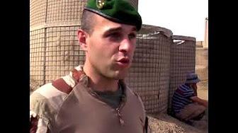 Les troupes irakiennes formées par des légionnaire français