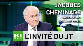 L'OTAN a-t-il encore un avenir ? Jacques Cheminade est sceptique...