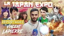 Vincent Lapierre à la Japan Expo (vidéo)