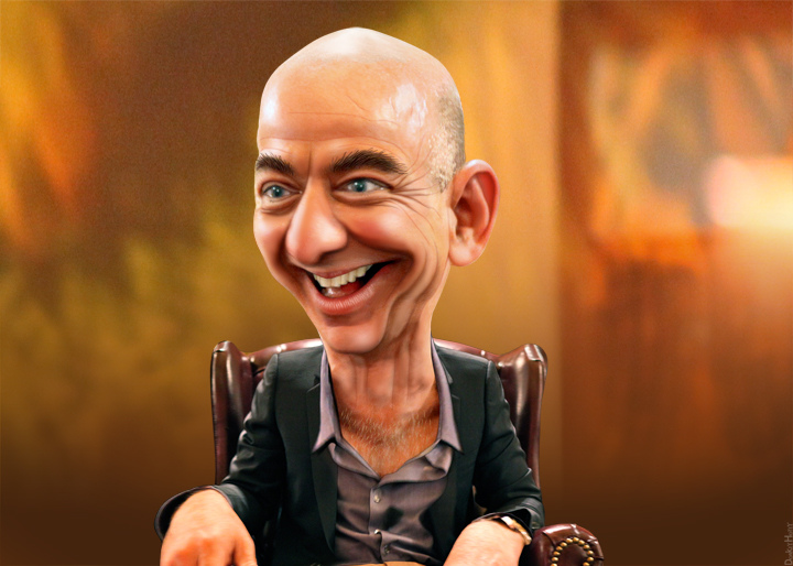 La fortune de Jeff Bezos, le patron d'Amazon, dépasse les 150 milliards de dollars