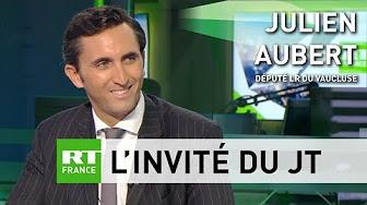 Julien Aubert : « Celui qui a la clef du sujet [...] c'est évidemment le président de la République »