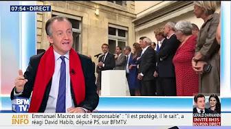 """Affaire Benalla : Macron """"est un kamikaze qui ne risque rien"""""""