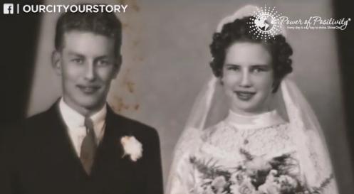 79 ans de mariage !