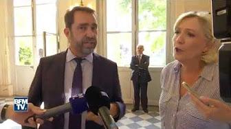 Affaire Benalla : l'intégralité de l'altercation Le Pen-Castaner à l'Assemblée