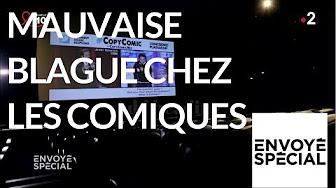 """""""Ces comiques français sont des voleurs"""""""