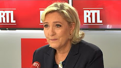 """On risque la mort du Rassemblement National"" affirme Marine Le Pen"